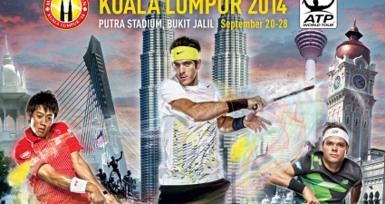 The Malaysian Open, Kuala Lumpur celebrates its sixth anniversary this year and tennis fans across the country are in for excitement and thrills, as three of the world's top-ten confirm their participation, as the country celebrates Visit Malaysia Year.