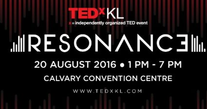 TEDxKL 2016 - Resonance